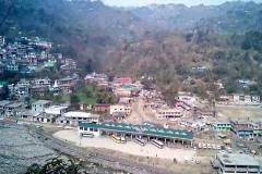 Dharmpur Bus stand