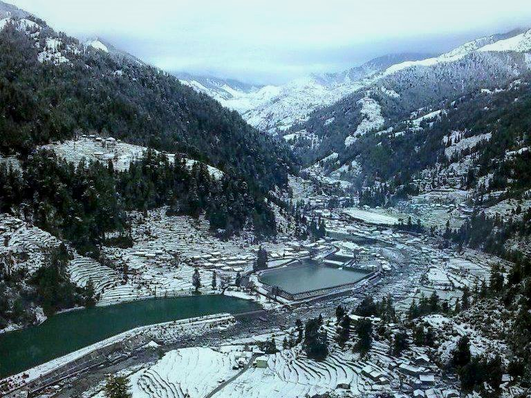 Journey To Barot on Weather And Climate