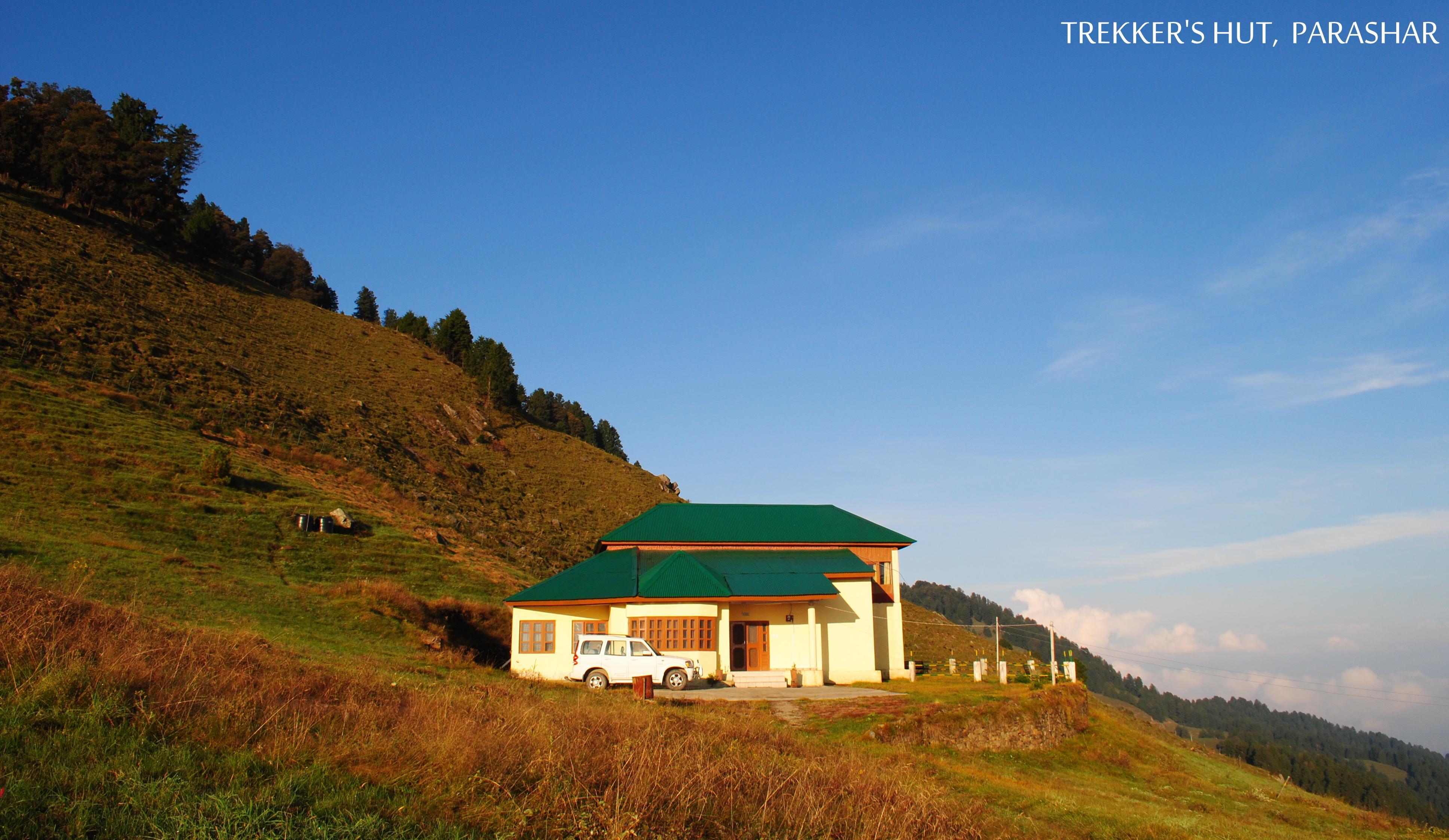 Trekker's Hut