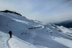Trekking in winters_1