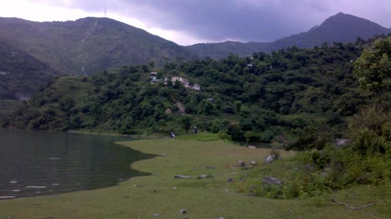Pandoh Dam Mandi