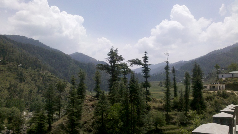 Jachh Mandi Valley