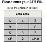 ATM PIN