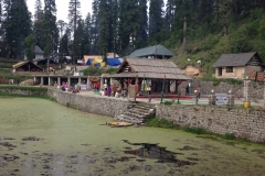 Kamrunag Lake Mandi Himachal Pradesh