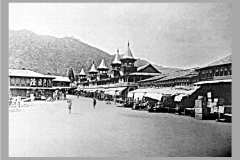 Old Photo of Chohtta Bazar Mandi Himachal Pradesh
