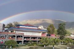 Rainbow Mandi Himachal Pradesh