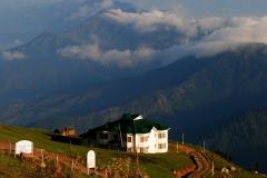 PWD Rest House Prashar Lake Mandi Himachal Pradesh