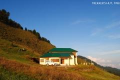 Trekker's Hut Prashar Lake Mandi Himachal Pradesh
