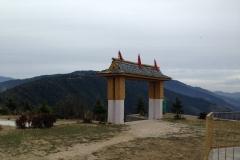 Jalpa Temple Gate Saroa Chailchowk Mandi Himachal Pradesh
