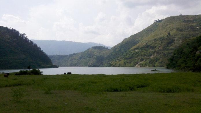 Pandoh Dam Mandi Himachal Pradesh