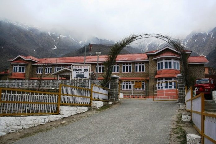 HP PWD Rest House Sangla Kinnaur