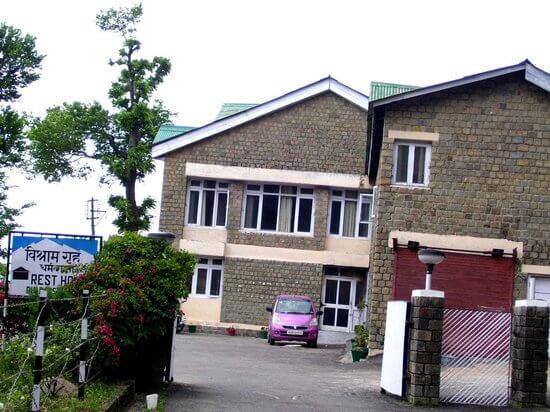 PWD Rest House Dharamshala Kangra