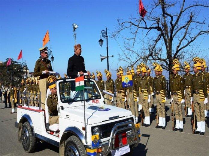 Republic Day Shimla