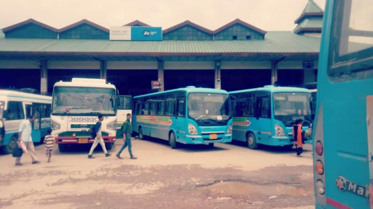Sundernagar Bus Stand Long Route Time Table - Mandi Himachal