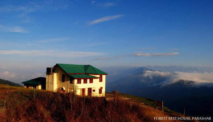 Forest Rest House Prashar Lake
